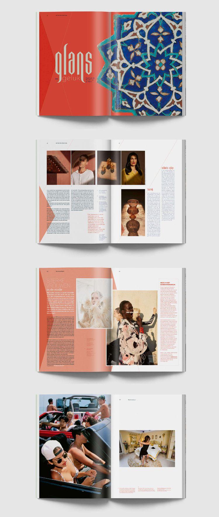Duel designed magazine Gemeente - hederik | ello