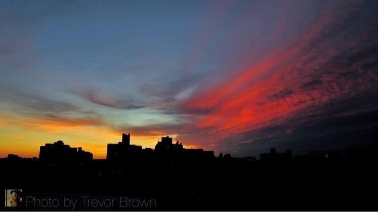 Generic Sunrise Photo Trevor Br - trevor_brown_artist | ello