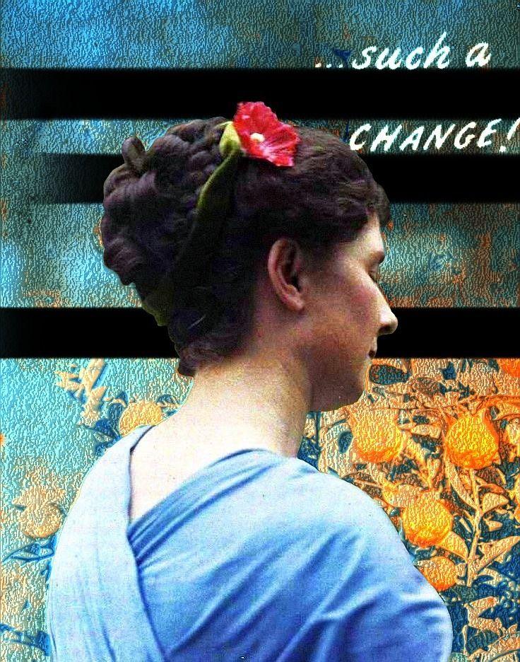 CHANGE! (2018) Instagram - jordanleewade | ello
