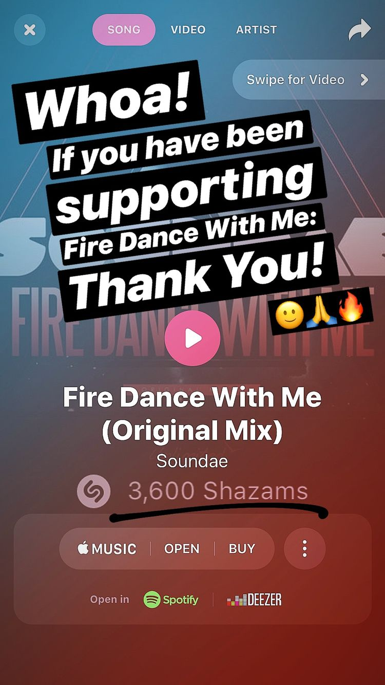 Fire Dance fiery - Shazam, ProgressiveHouse - unlimitedrec   ello