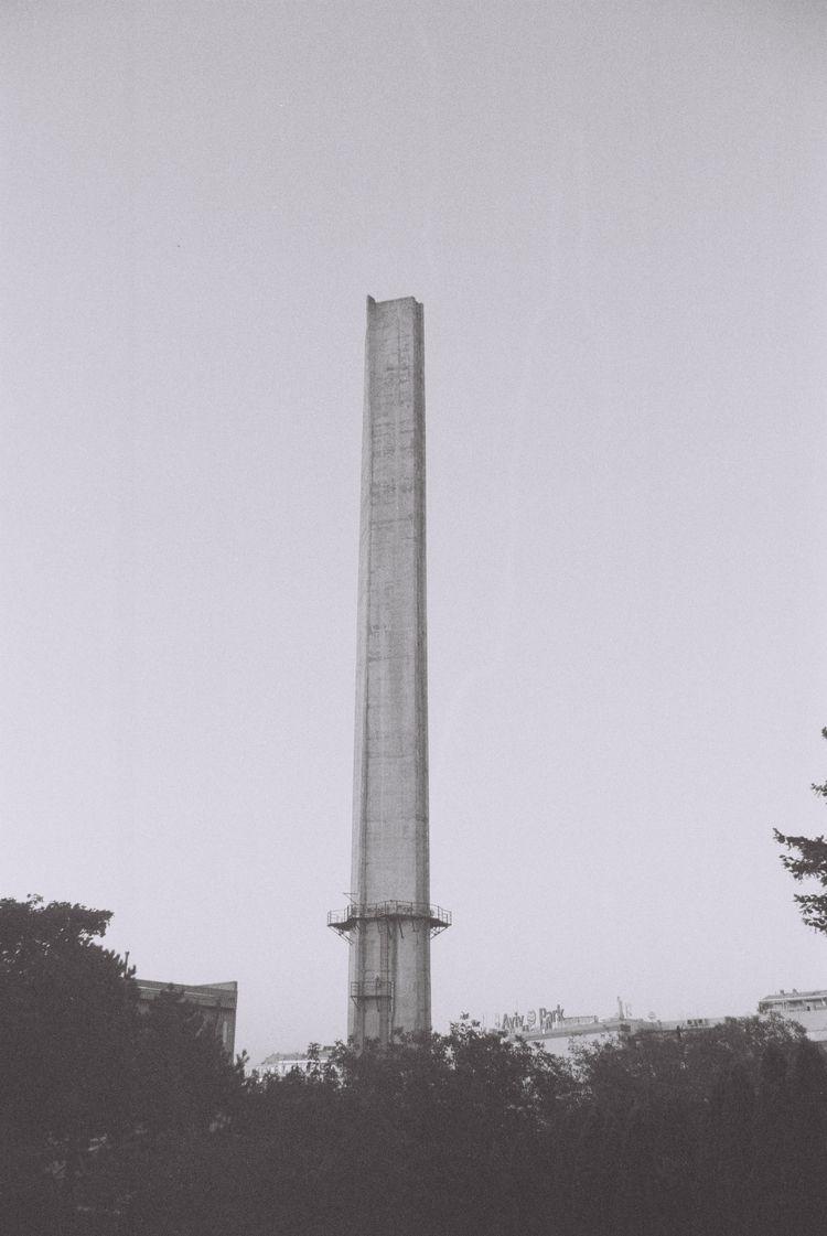 Brutalist central heating plant - ferreira-rocks | ello