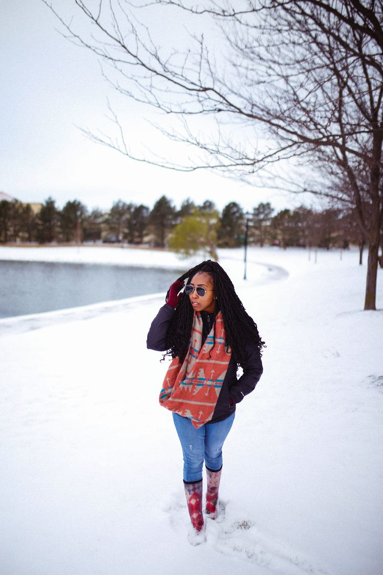 Snow days. Brea - photography, photoshoot - theonlyalew | ello