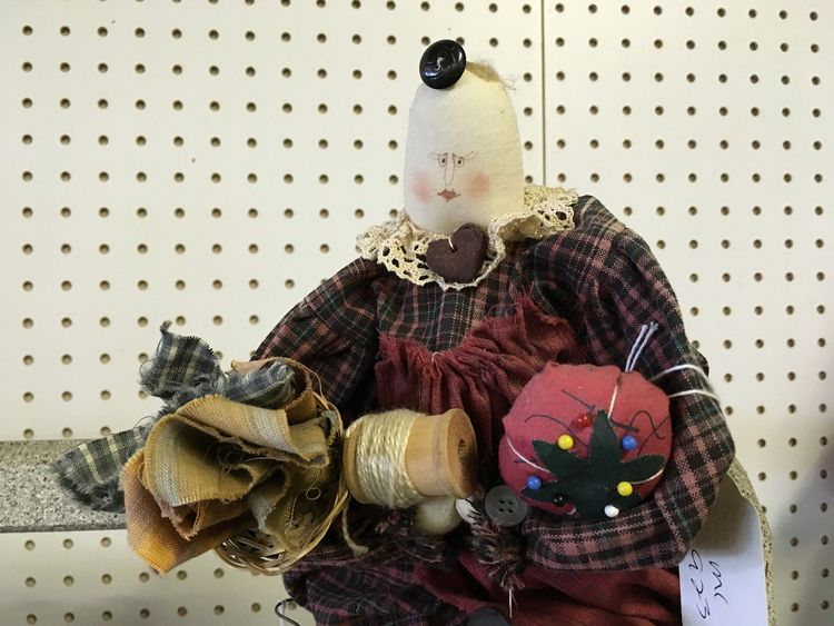 1412. doll St Mary Antique Mall - moosedixon | ello