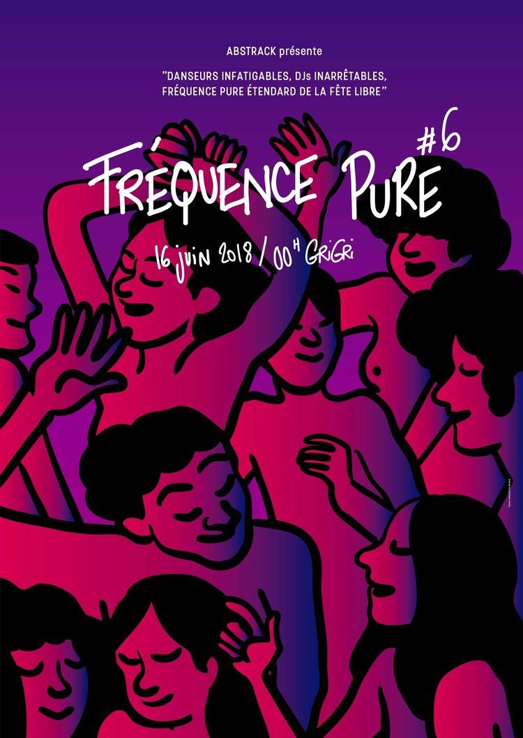 FREQUENCE PURE clubbing/electro - gwendolineblosse   ello