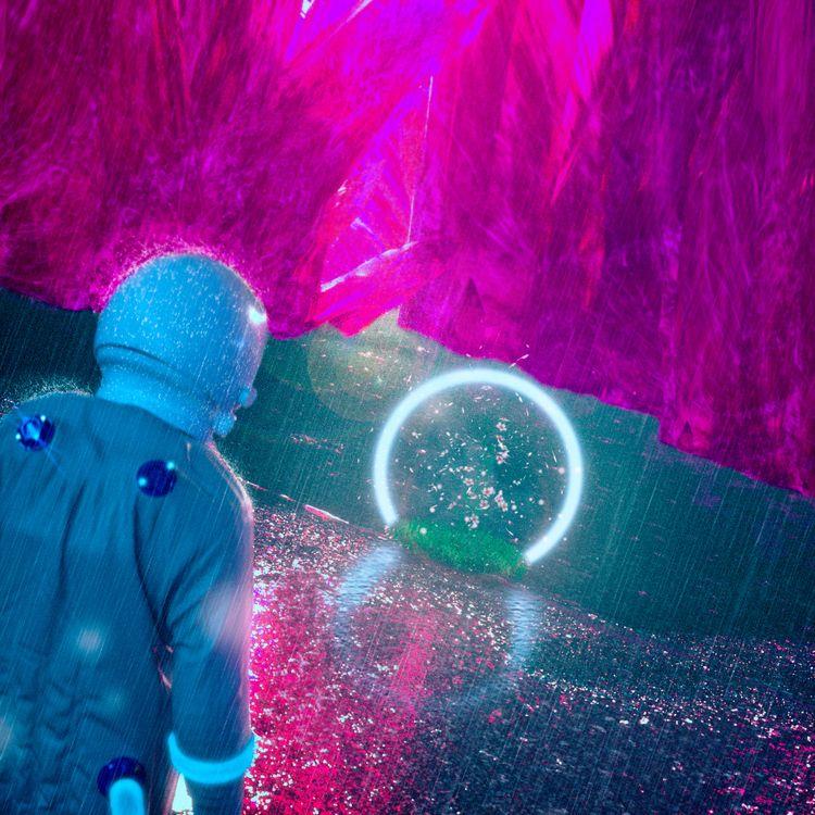 . EXPLORER - Cinema4D, 3Dart, Illustration - dreamonaut | ello
