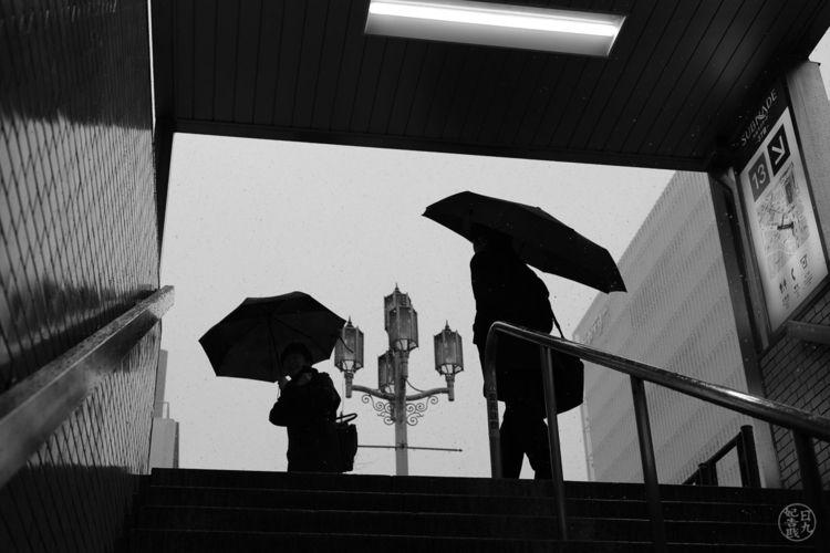 Shinjuku, Tokyo, Japan, street - nickpitsas | ello