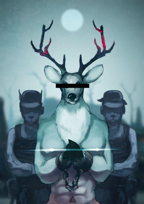 deer - yarto9_ | ello