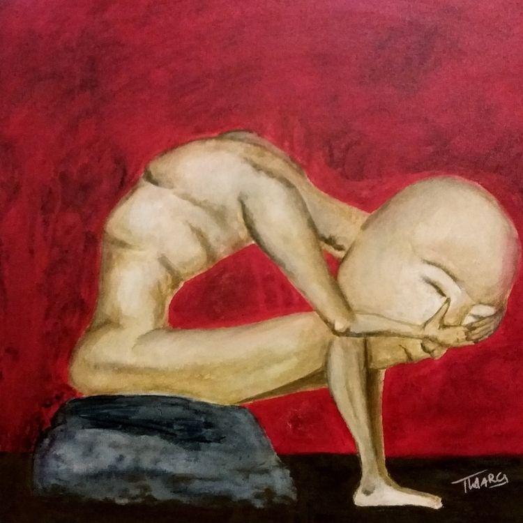 Acrylic canvas 60 cm - contemporaryart - tmarcoantonio | ello