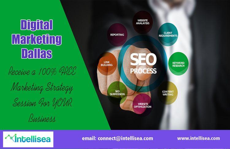 Digital marketing Dallas offers - professionalseoservices | ello