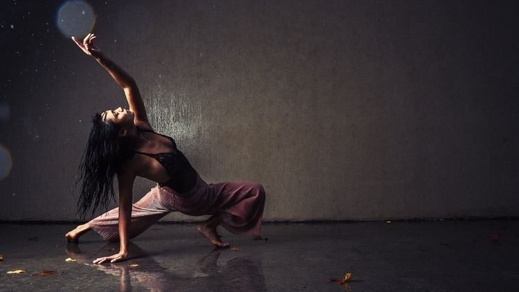 Dance rain sun shining watching - nycastle | ello