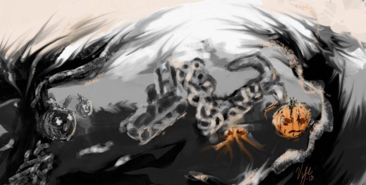 Harvest: Imaginative Illustrato - vyache | ello