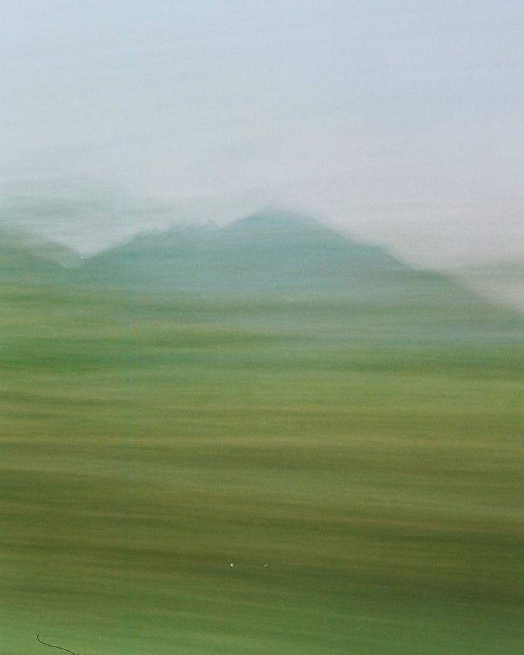 Green road - borders - filmphotography - bseene | ello