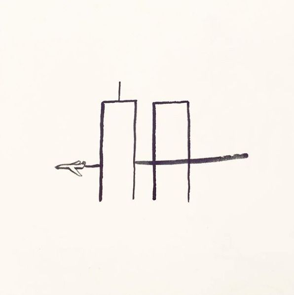 911, worldtradecenter, twintowers - yallah | ello