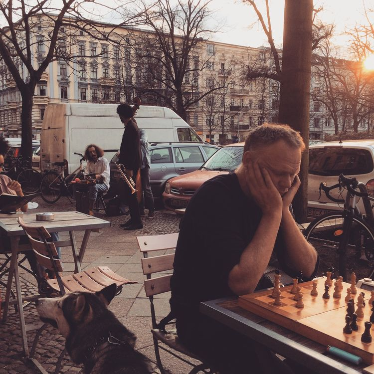 coffee jazz 2018 - berlin - michaellovatt | ello