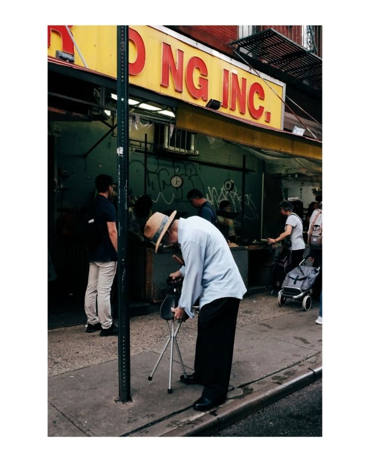// Grab seat - streetphotography - michaeljhenein | ello