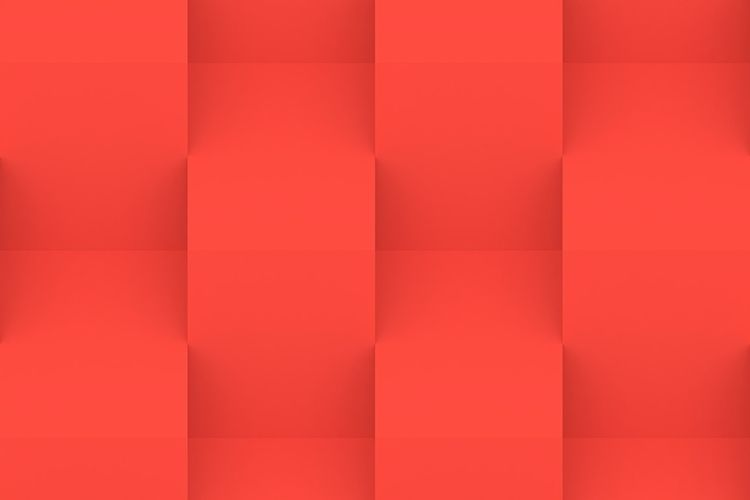 Red Geometric Abstract Backgrou - dmitrykovalev | ello