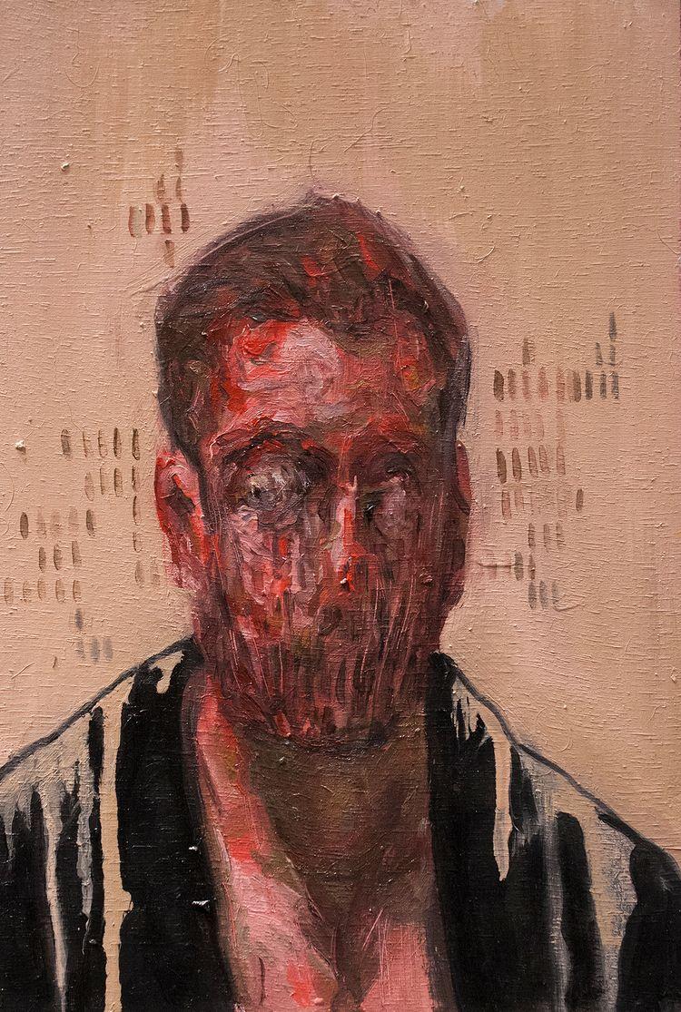 Misericordia Portrait) / Oil Wo - armandocabba | ello