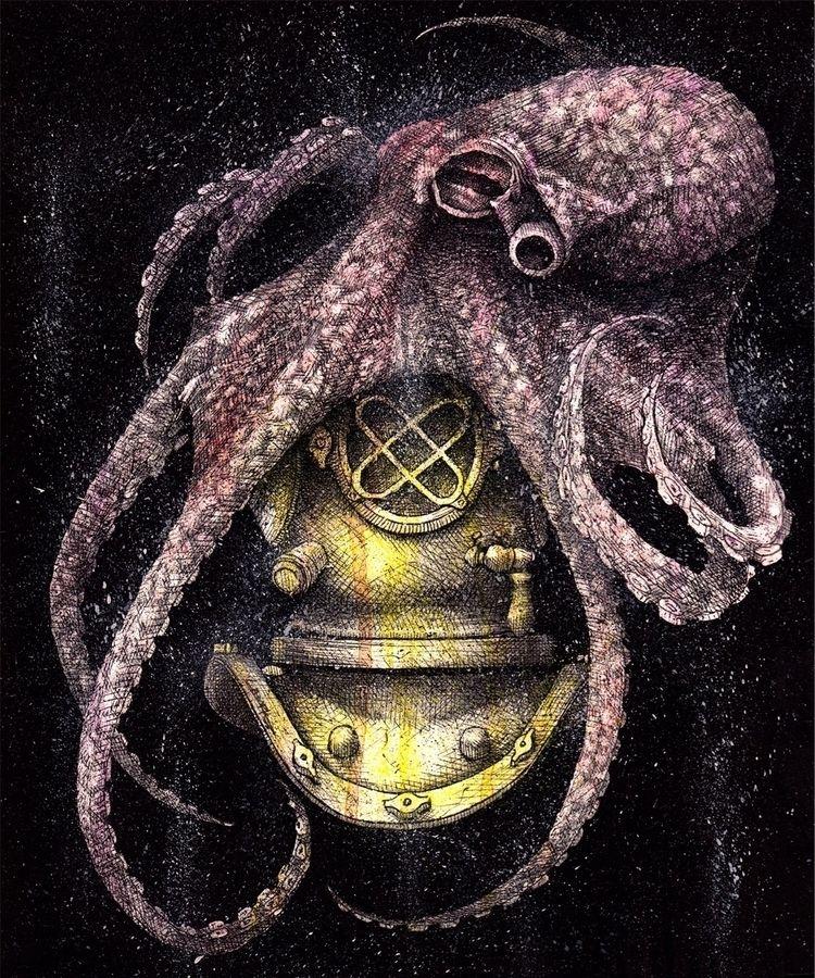2: Deep sea action Store: lamph - tlamph   ello