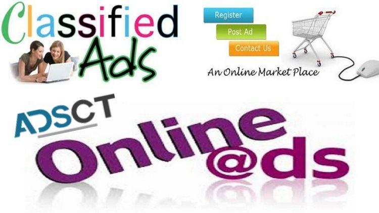Post Ads Free ADSCT, Online Cla - adsctclassified | ello