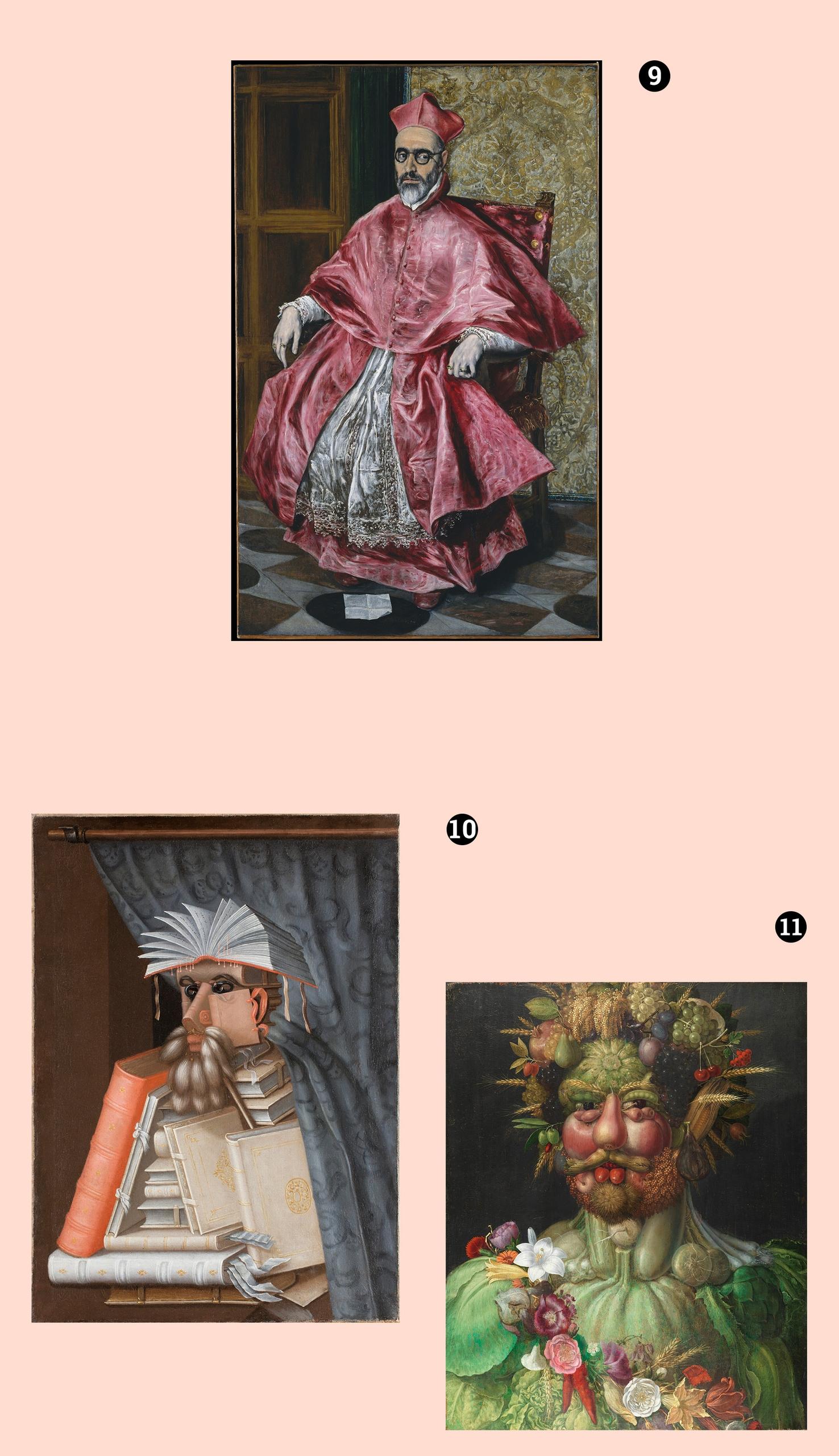 Obraz przedstawia trzy fotografie. Na każdej z nich widzimy namalowany portret mężczyzny. Całość na jasno-beżowym tle.