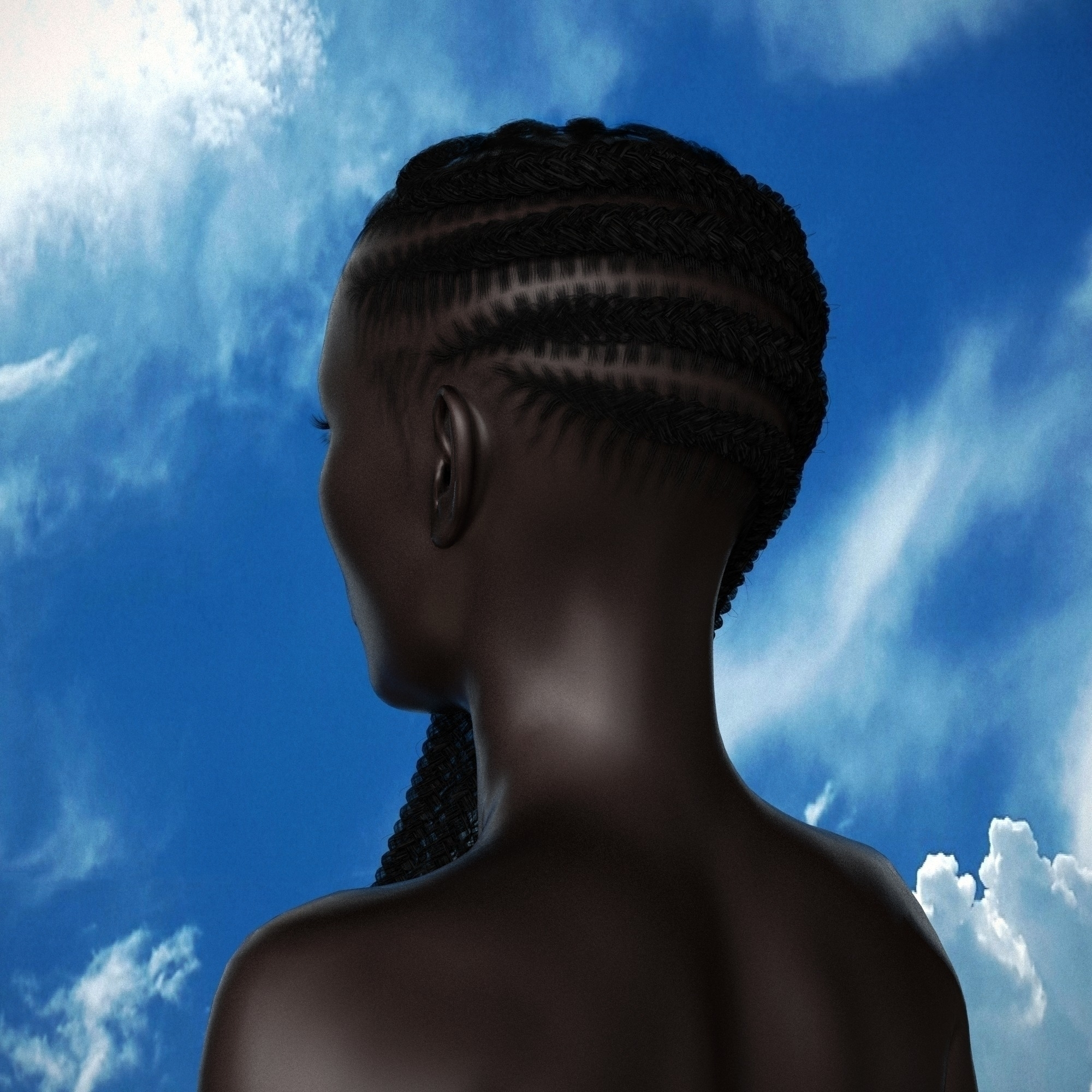 Goddess Braids braids share sim - z3rogravity | ello