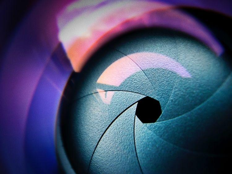 Aperture.  - macro, aperture, lens - mrkirby | ello