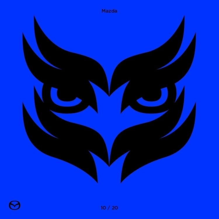 Eagle / Metamorphosis 10/20 - illustration - bkzcreative | ello