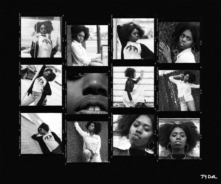 Black Girl Free  - blackmodel, blackgirl - itsjaydaniel | ello