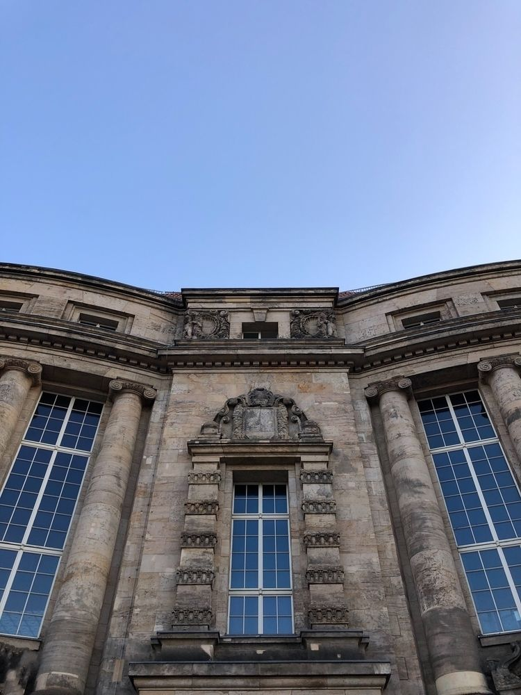 Diggin - façade., Leipzig, Bahnhof - rowiro | ello