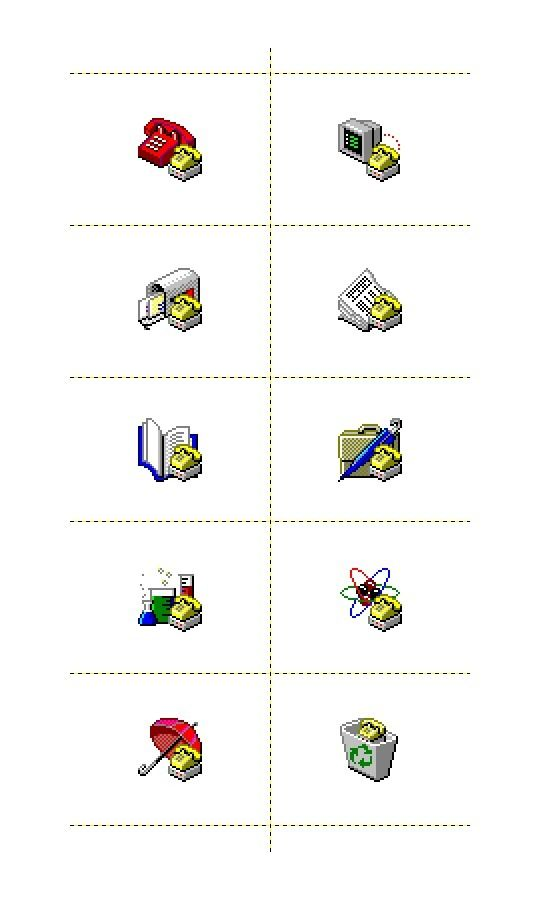 hyperterminal comic strip - windows95 - pdgr | ello