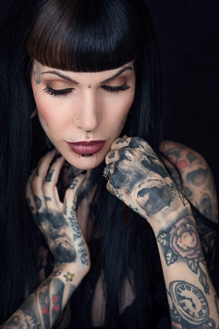 """True Body Art"" — Photographer - darkbeautymag   ello"