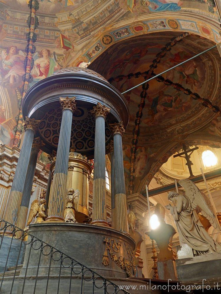 ( ): Tabernacle main altar San  - milanofotografo | ello