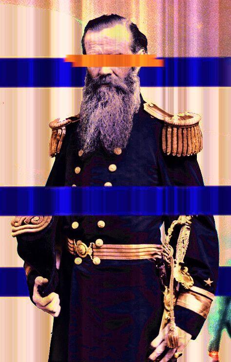 General Cumbersome (2017 - vintagemarine - jordanleewade | ello