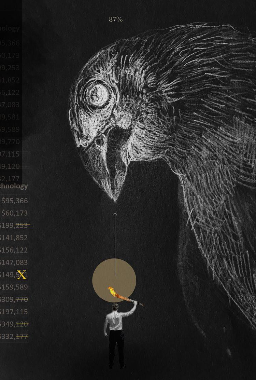 Futile resistance Dream - art, graphic - markograf   ello