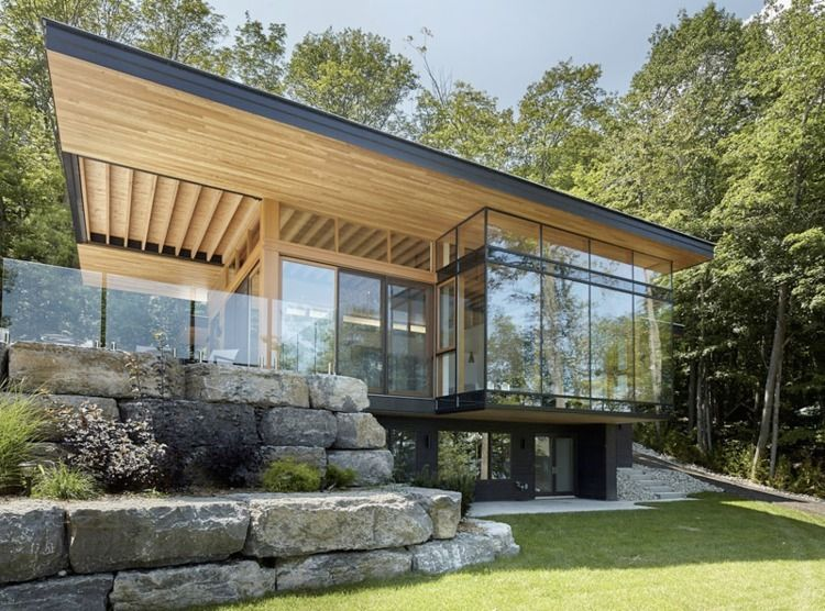 Couple Contemporary Cottages Ov - red_wolf | ello