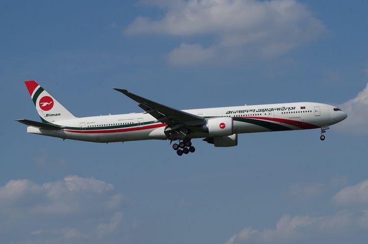 Biman, BimanBangladeshAirlines - brummi | ello