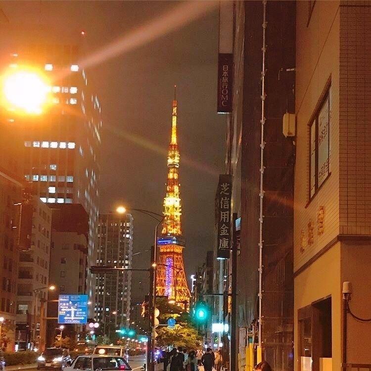 Tokyo Tower:tokyo_tower - mamimumemami | ello