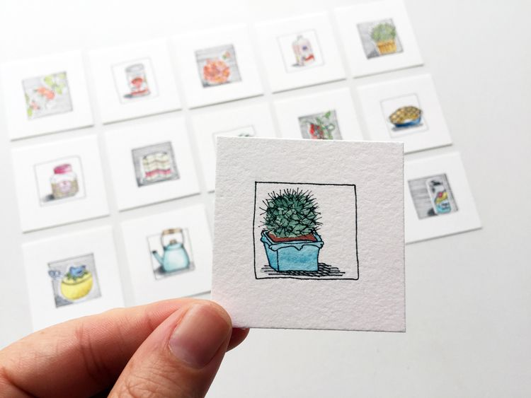 September drawings Illustration - gingeralbrecht | ello