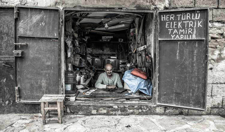 Master - master, fixer, marketplace - fatih_yurur | ello