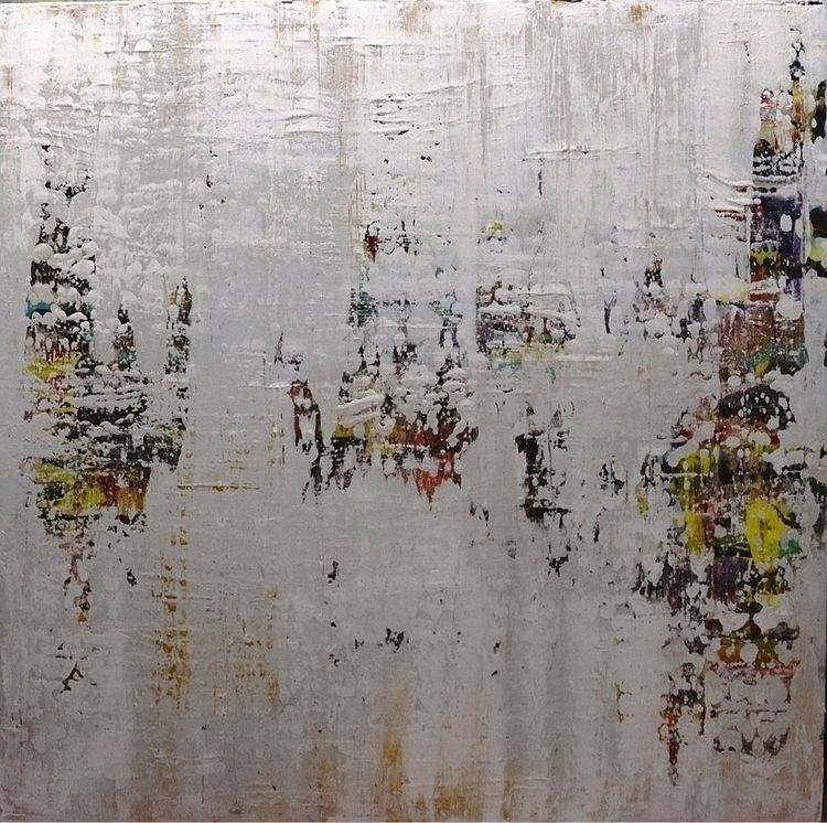 Concealed - acrylic, abstract - kr-lebeaulemieux | ello