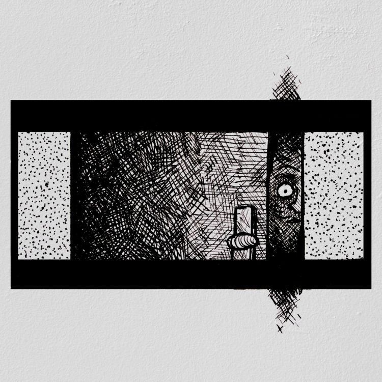 open door. drawing visuals scar - discoego | ello
