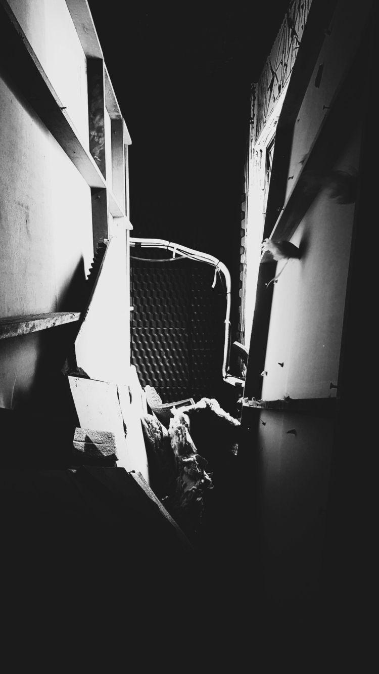 debris abandoned conscience - garbage - leonardofrey | ello