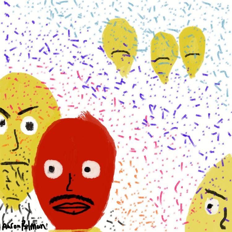Title: Awkward Party artist: Aa - aaronbman | ello