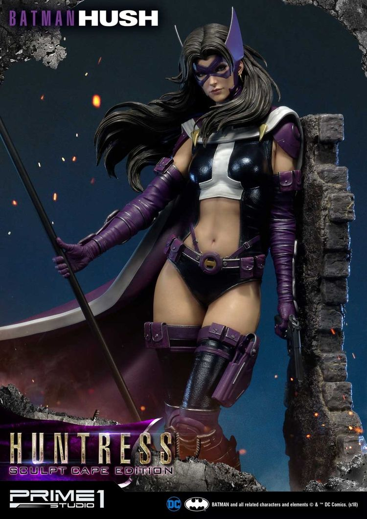 Huntress statue coming Prime 1  - thenewsbox | ello