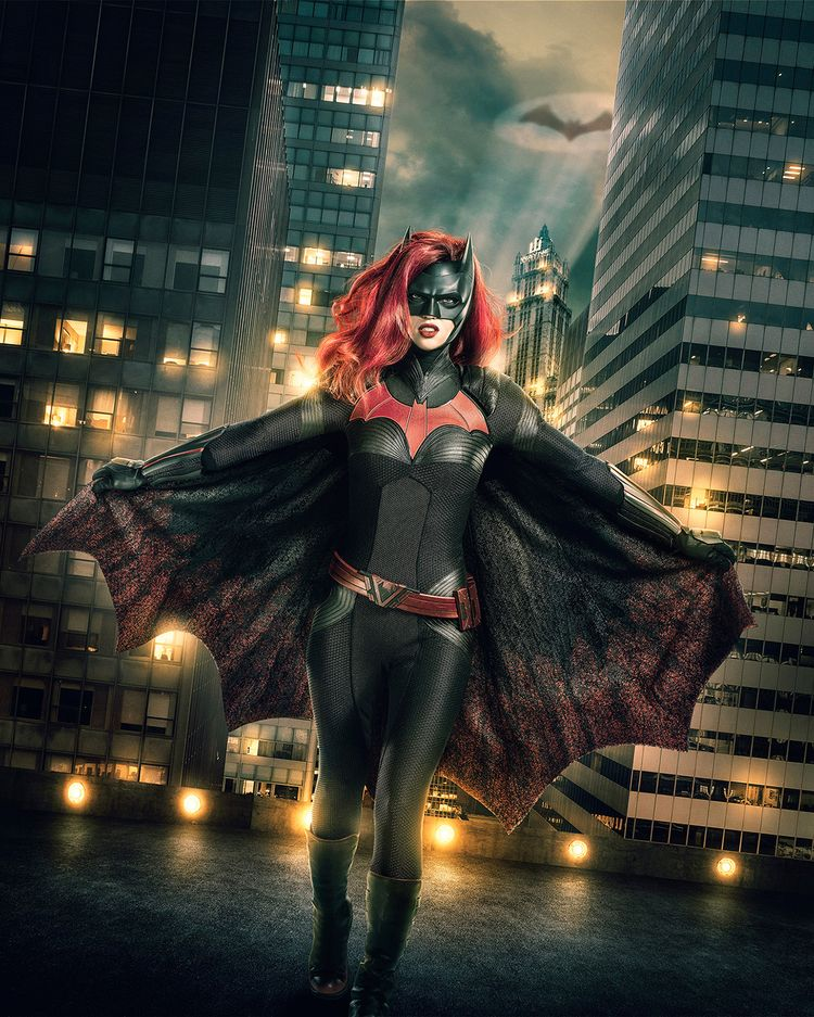 Ruby Rose Batwoman - thenewsbox | ello