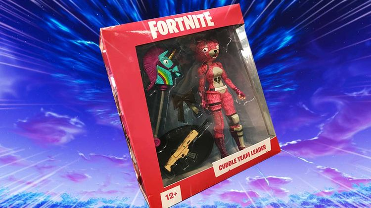 Fortnite action figures debut Y - rooster64 | ello