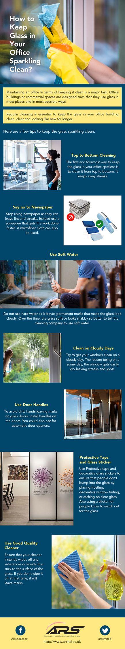 Glass Office Sparkling Clean? M - arsltd | ello