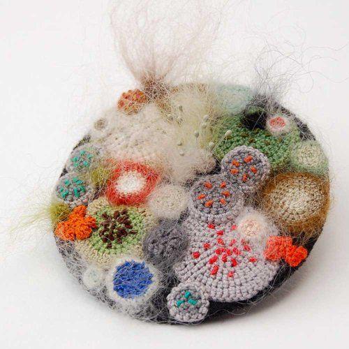 Amazing crochet artworks Bristo - nettculture   ello