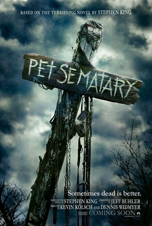 Pet Sematary - Trailer dead - movie - comicbuzz | ello