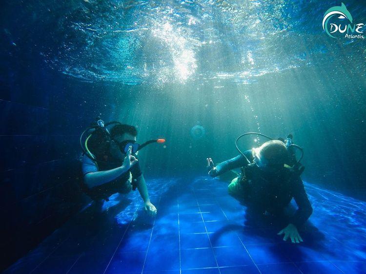 Scuba diving beginners start di - atlantisbalidiving | ello